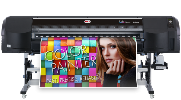 Photo of ColorPainter E-64s Printer