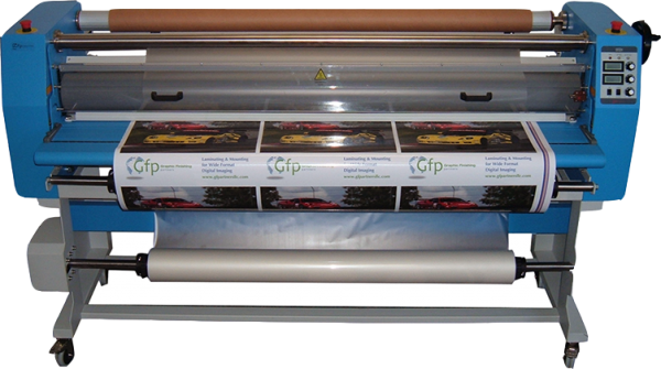 Photo of 800 Series Dual Heat Laminator