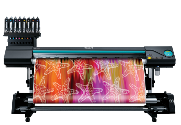 Photo of Texart RT-640 Dye-Sublimation Printer