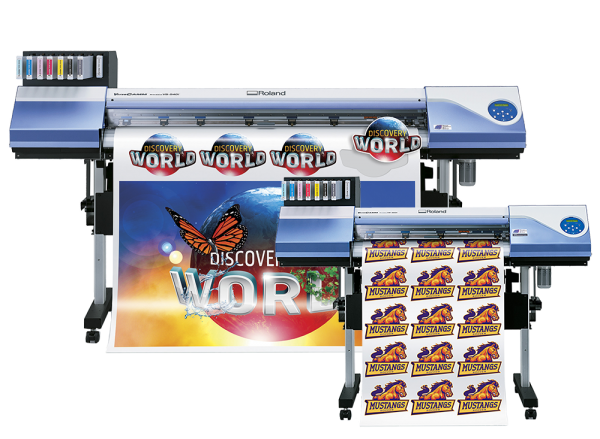 Photo of VersaCAMM® VSi Series Wide-Format Inkjet Printers