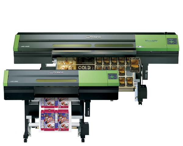 Photo of VersaUV® LEC Series UV Printer/Cutters