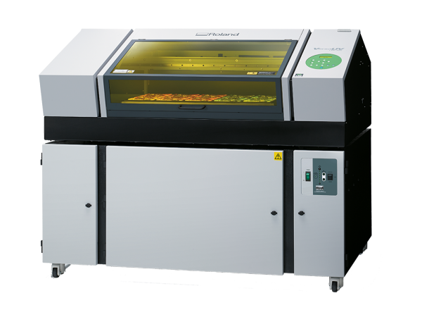 Photo of VersaUV® LEF-300 UV Flatbed Printer