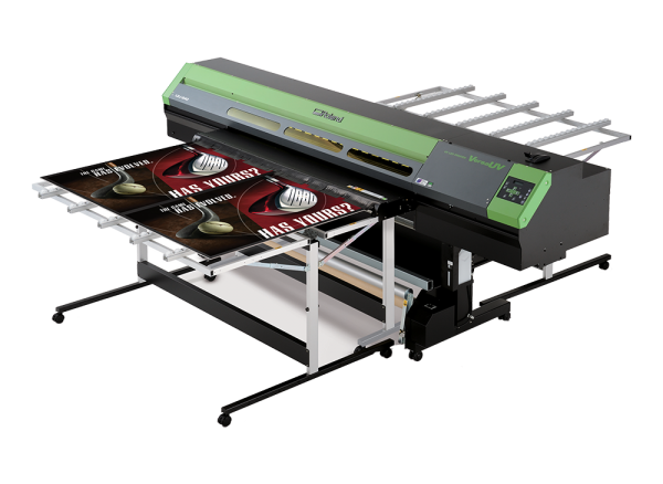 Photo of VersaUV® LEJ-640 Hybrid UV Flatbed Printer