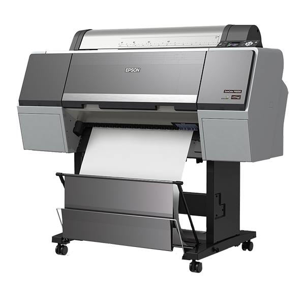 "Photo of 24"" SureColor P6000 Standard or Designer Edition Printers"