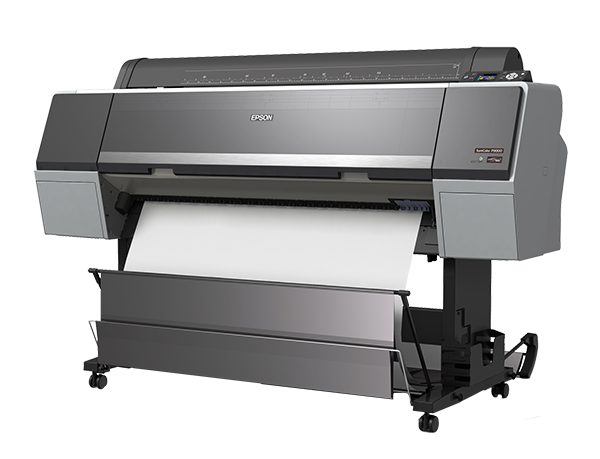 "Photo of 44"" SureColor P9000 Standard or Commercial Edition Printers"