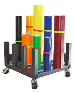 Picture of Mobile Floor Racks