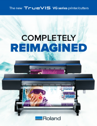 "Download Brochure for TrueVIS VG Series 64"" and 54"" Printer/Cutters class"